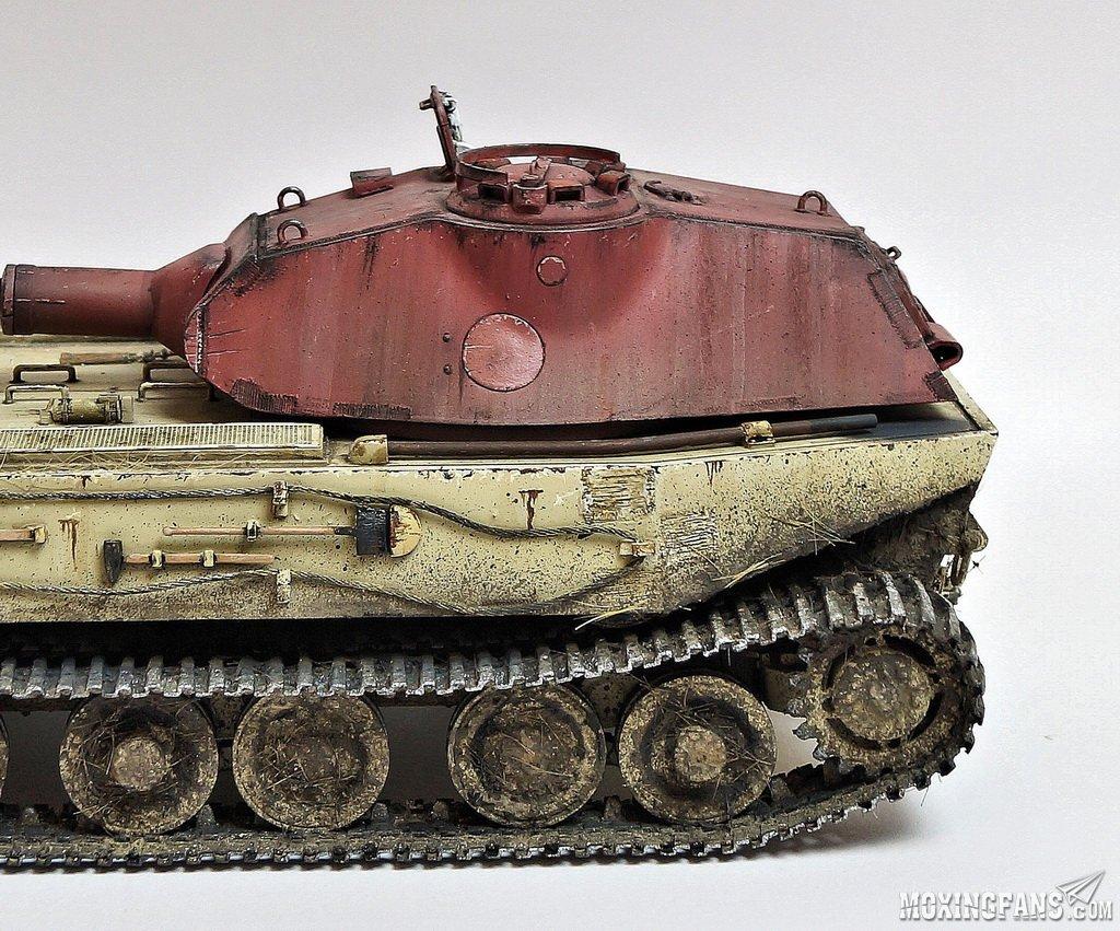 �vK�b�_1/35德国vk4502b重型坦克