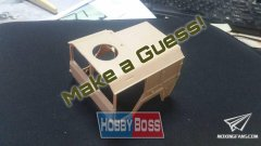 【HOBBYBOSS】Make a Guess!